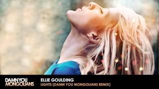 Ellie Goulding - Lights (Damn You Mongolians Dubstep Remix)