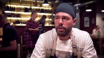 Jesse Miller at Karu Izakaya - Food & Fun Turku