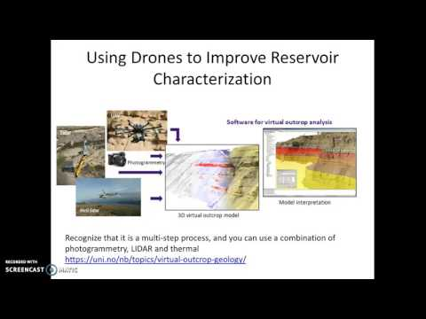 Drones and UAVs in the Oil Industry: Focus on Upstream