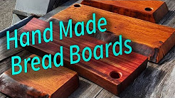 Make some beautiful chopping boards / bread boards / serving boards