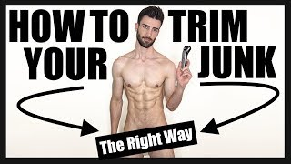 HOW TO TRIM YOUR PUBIC HAIR thumbnail