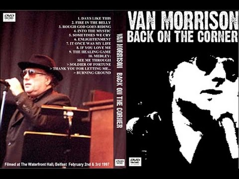 Van Morrison - Back On the Corner