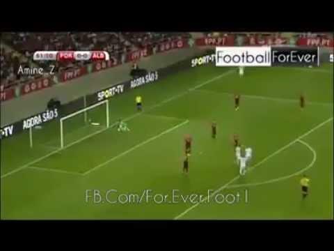 Portugali-Shqiperi 0-1