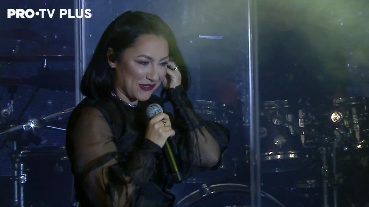 Andra și Irina Rimes - Super eroi - varianta live (Cosmos, 2 octombrie 2019)