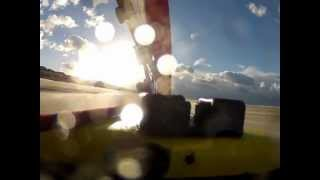 Char A Voile Bray Dunes Extreme Youtube