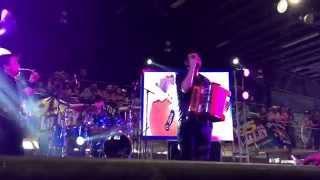 Calibre 50- Eso y Mas ( homenaje a joan sebastian) en vivo okeechobee florida 8/9/2015