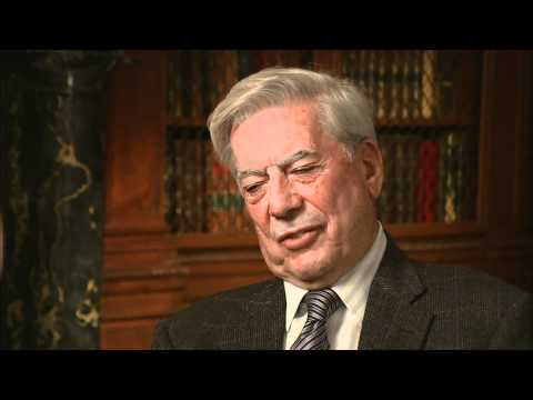 Writer Mario Vargas Llosa on the Importance of Literature