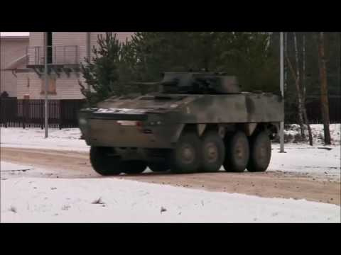 Latest News From wintry Lithuania, NATO sends Russia a signal of resolve