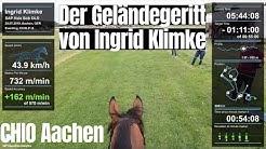 Helmkamera von Ingrid Klimke's Siegesritt 😍 | SAP Hale Bob |CHIO Aachen 2019