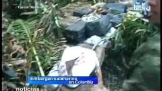 Embargan Submarino En Colombia Cápsula TeleFórmula NETWORK