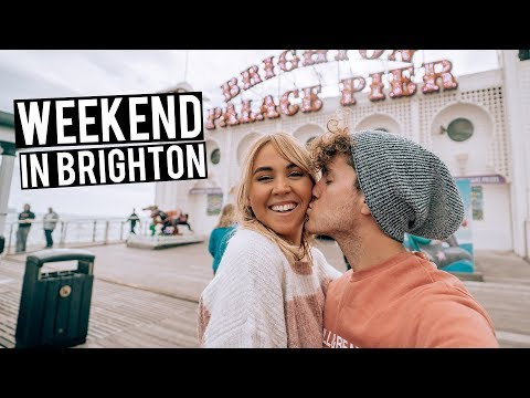 A Weekend in Brighton | Everything to See & Do