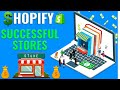 4 Successful Shopify Dropshipping Stores Making Millions