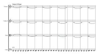 Piazzolla Libertango | String Quartet Sheet Music