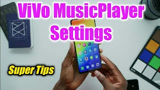 How To add Lyrics play list in vivo mobile | Vivo Gesture option