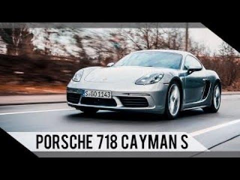Porsche 718 Cayman S | 2016 | 2017 | Test | Review | Fahrbericht | MotorWoche
