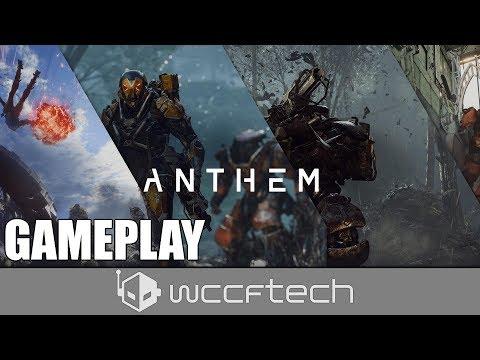 Anthem Legendary Contract Gameplay [PC]