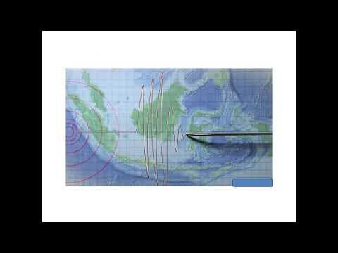 Gempa 23 Januari 2018 berpusat di Banten