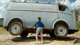 10살에 차를 훔치는 간 큰 아이들