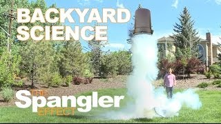 Backyard Science Teaser Trailer - Insane Party Tricks