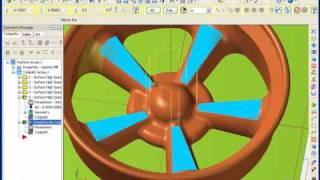 TFM - Mastercam 3D Surfacing High Speed Toolpaths CD