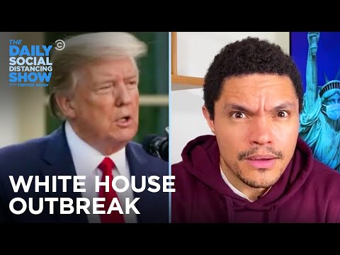 White House Coronavirus Outbreak | The Daily Social Distancing Show