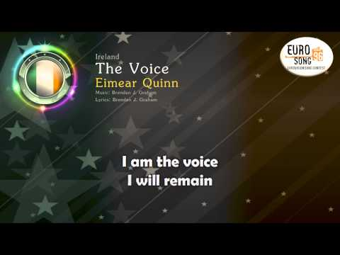 1996 Eimear Quinn  The Voice Ireland