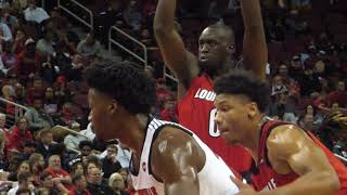 MBB: Red and White Scrimmage Highlights