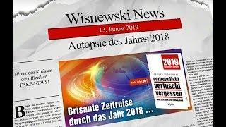 VVV 2019: Hinter den KULISSEN der offiziellen FAKE-NEWS!