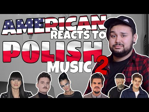 American REACTS // Polish Music 2