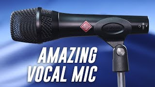 Neumann KMS 105 Condenser Mic Review / Test