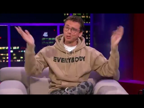 Logic Tavis Smiley Interview discussing Anxiety, Depression,