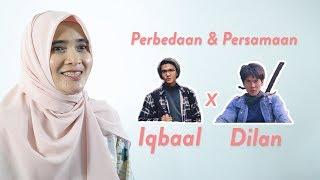 Video Perbedaan dan Persamaan Iqbaal dengan Dilan download MP3, 3GP, MP4, WEBM, AVI, FLV September 2018