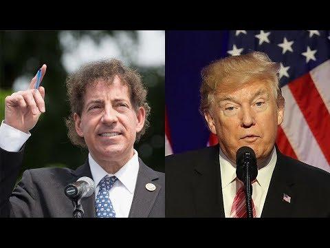 Rep. Jamie Raskin On Removing Trump From Office