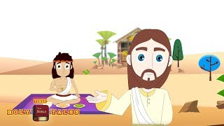 Book Of Mark I New Testament Stories I Animated Children´s Bible Stories | Holy Tales Bible Stories