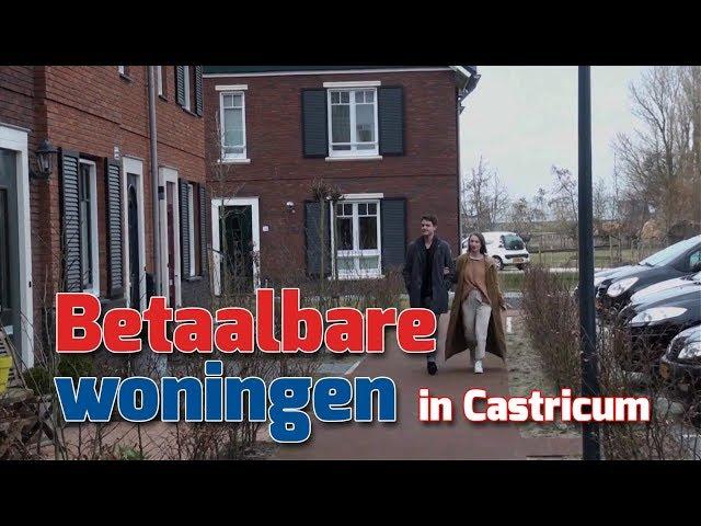Betaalbare woningen in Castricum