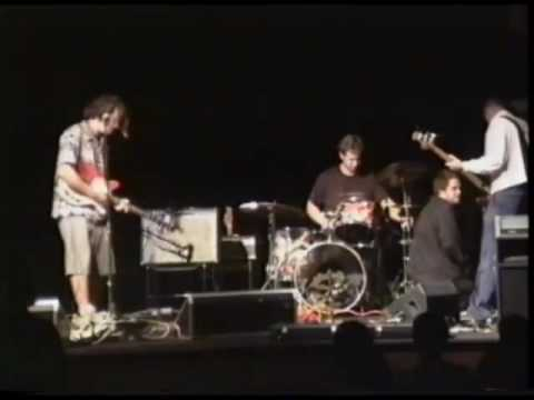 Soul Junk Live The Backdoor, Aztec Center, SDSU San Diego, CA,  1 of 4