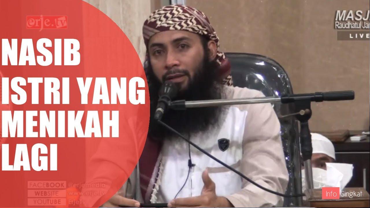 Nasib Istri Yang Menikah Lagi | Ustad Syafiq Reza ...