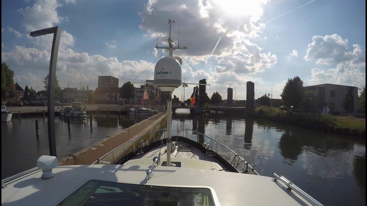 Kanaal van Bocholt naar Herentals and Zuid Willemsvaart to Weert