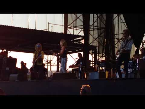 Sheryl Crow Outlaw Music Festival, Hershey PA 09-10-2017