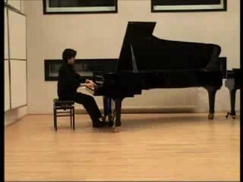 Luis Rabello -  Ravel- Gaspard de la Nuit -Ondine