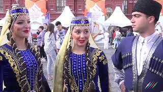 Азербайджанский военный оркестр исполнил «Прощание Славянки» специально для «Москва-Баку»