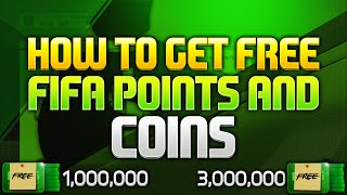 HOW TO GET FREE FIFA POINTS & COINS in FIFA 16 ULTIMATE TEAM / TIPS & TRICKS