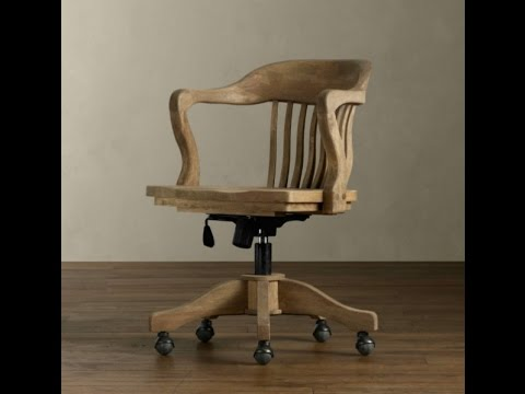 Wood Desk Chair~Wood Desk And Chair Set