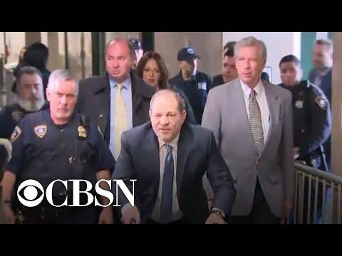 What Awaits Harvey Weinstein Behind Bars
