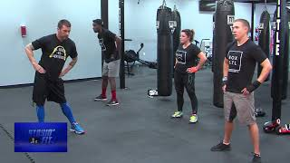Stayin' Fit - Title Boxing Club - Part 1