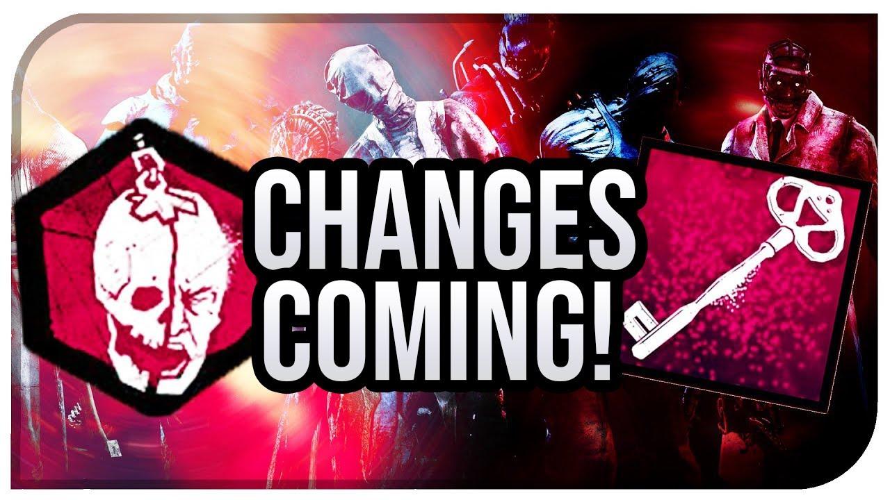Dead By Daylight Keys & Moris Confirmed Improvements Coming! - DBD Key & Mori Change Speculation!