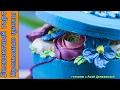Как украсить торт кремовыми цветами. Необычное оформление в домашних условиях