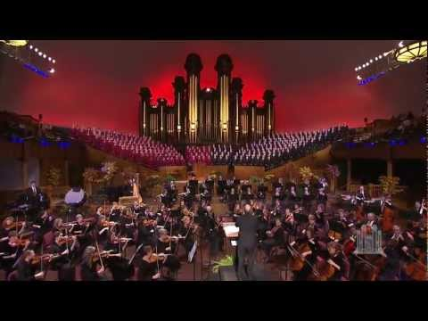 I Believe in Christ - Mormon Tabernacle Choir