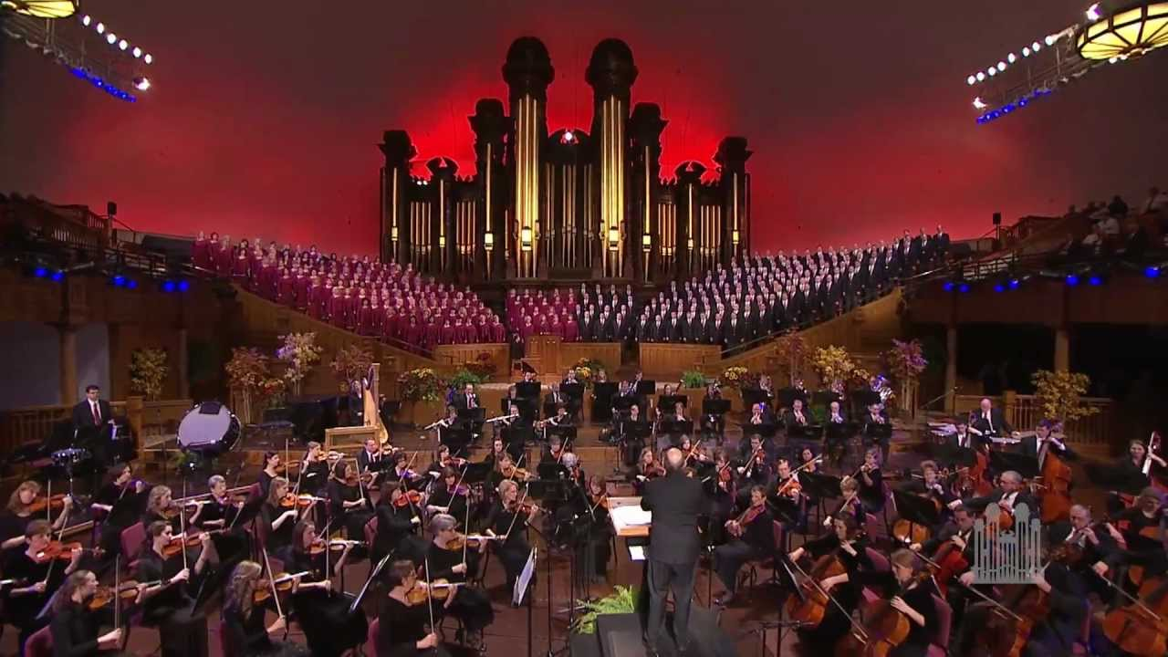 I Believe in Christ - Mormon Tabernacle Choir - YouTube