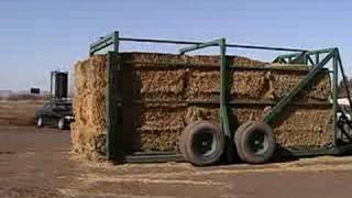 Repeat youtube video Wil-Be SMART BALE TOOLS™ Hay Trailer Loading